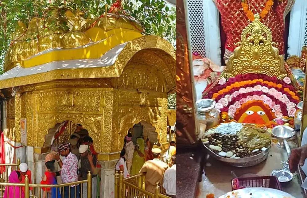 Chintpurni temple में अब बैक डोर से नो एंट्री, प्रशासन उठा रहा है यह कदम