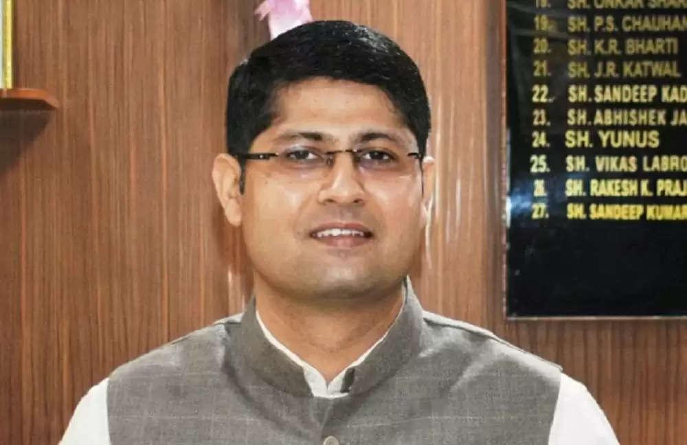 IAS Raghav Sharma